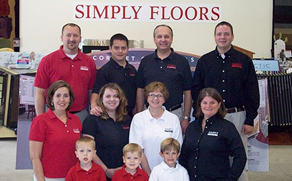 We are a family owned and operated flooring store.